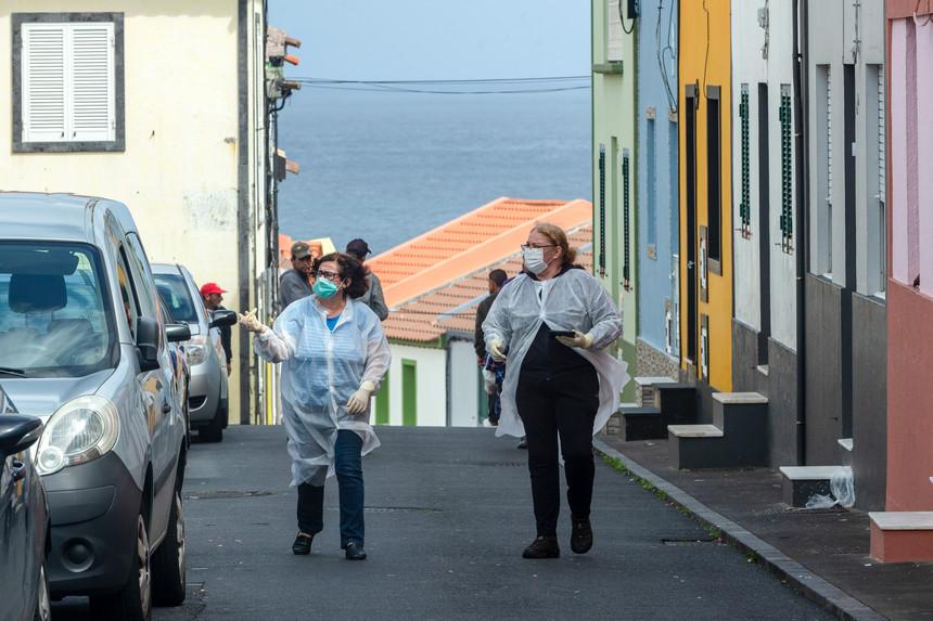 Mais 13 mortes e 418 novos casos de covid-19 em Portugal. Todos óbitos na Grande Lisboa