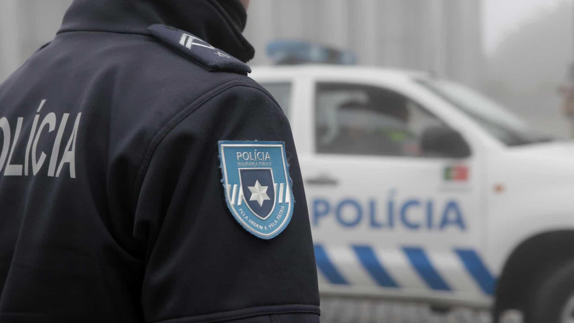 PSP faz detenções Braga e Guimarães por furto e viciação de viaturas