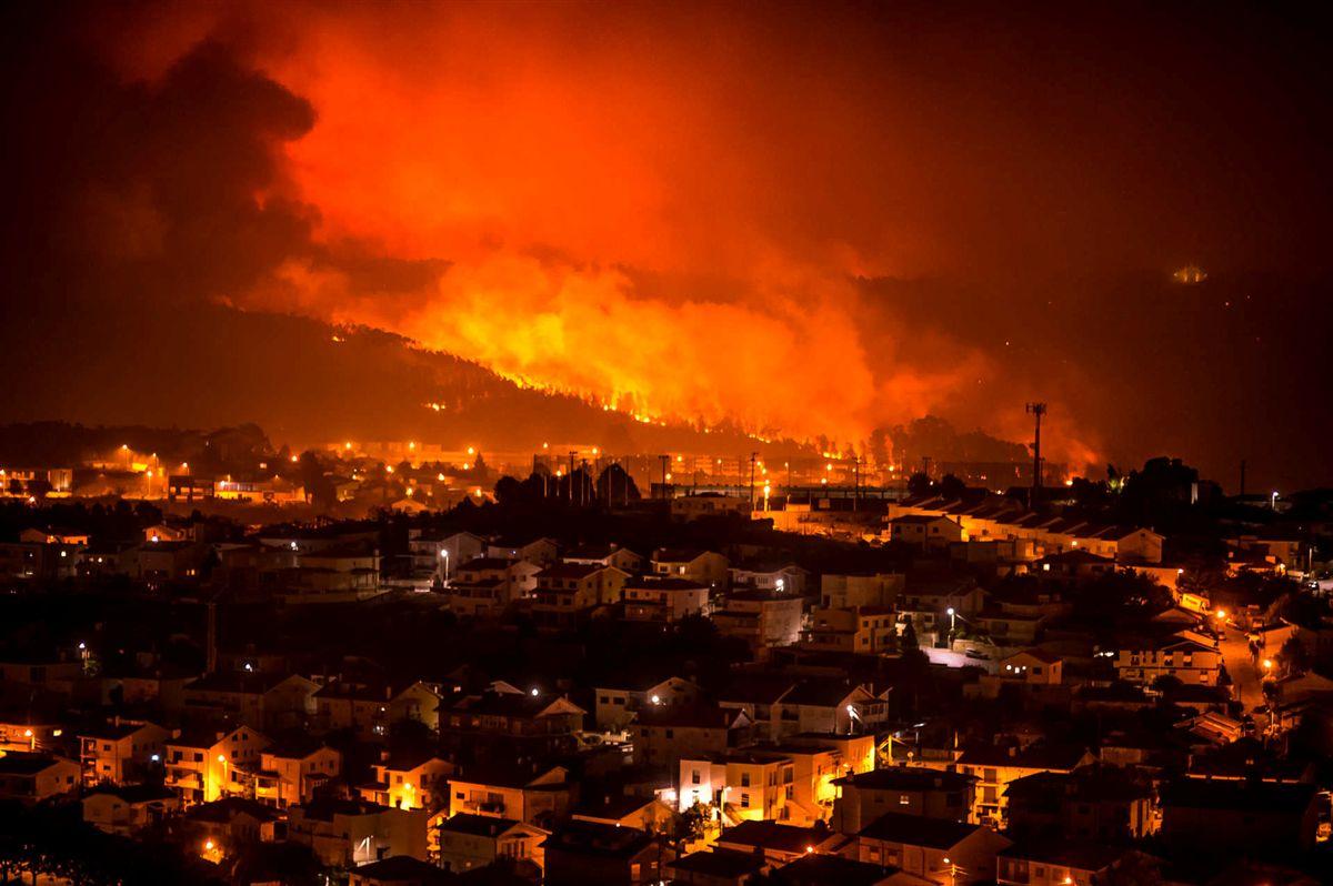 BE. Dez dos 14 municípios de Braga continuam sem plano de Defesa da Floresta actualizado em plena época de incêndios