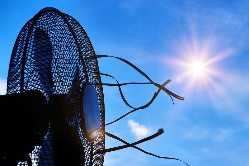 """Portugal entra na onda de calor """"mais persistente"""" do ano. Braga e chega aos 39º e Monção aos 41º"""