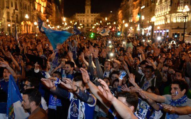 DGS pede que se evitem ajuntamentos nos festejos do campeonato de futebol
