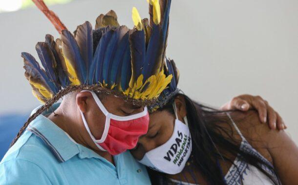 Portugal lança campanha internacional para apoiar índios no Brasil