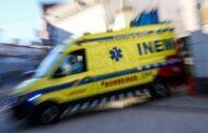 Colisão entre carro e ambulância faz um morto e cinco feridos em Famalicão