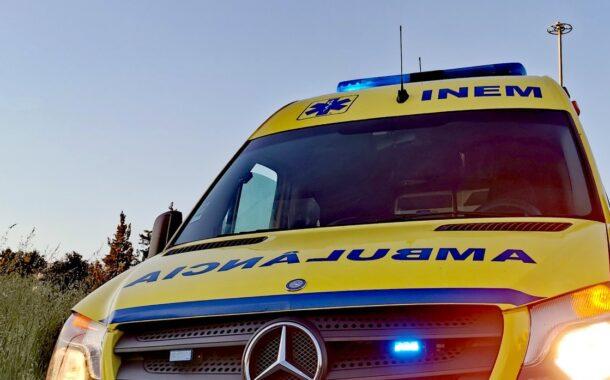 Idoso morre na sequência do despiste de tractor em Barcelos