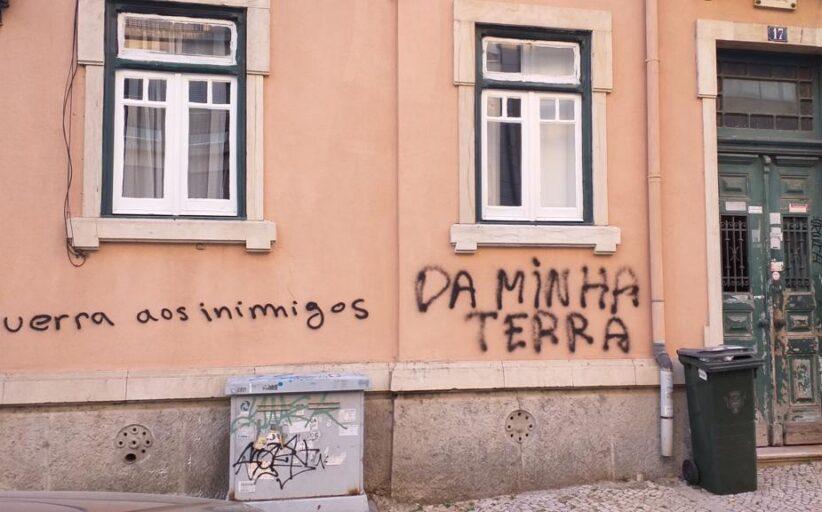 SOS Racismo avança com queixa contra grupo de nacionalistas