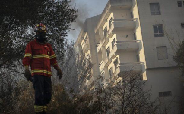Suspeito de incendiar casa dos pais detido em Barcelos