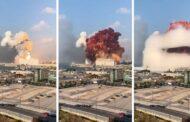 Explosivo que destruiu Beirute tinha por destino empresa da Póvoa de Lanhoso