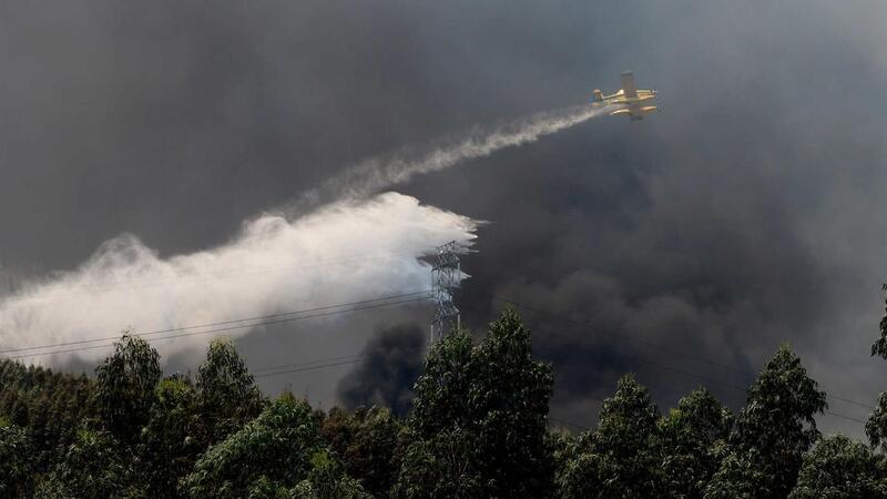 Governo decreta Situação de Alerta devido ao risco de incêndio
