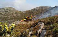 Morreu um dos pilotos do Canadair que caiu no Gerês