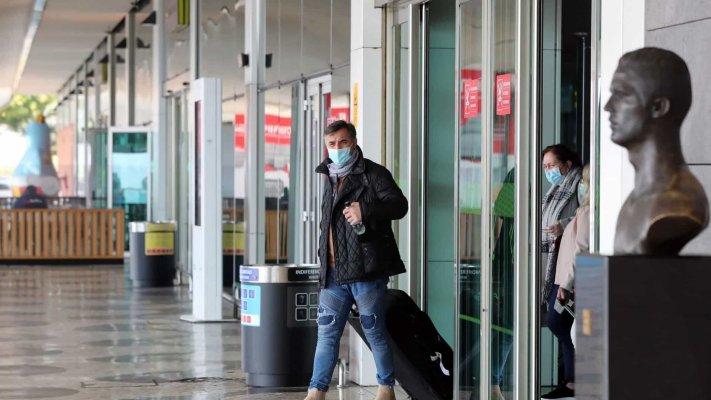 Mais três mortos e 213 novas infecções de covid-19. Norte soma mais 37 casos