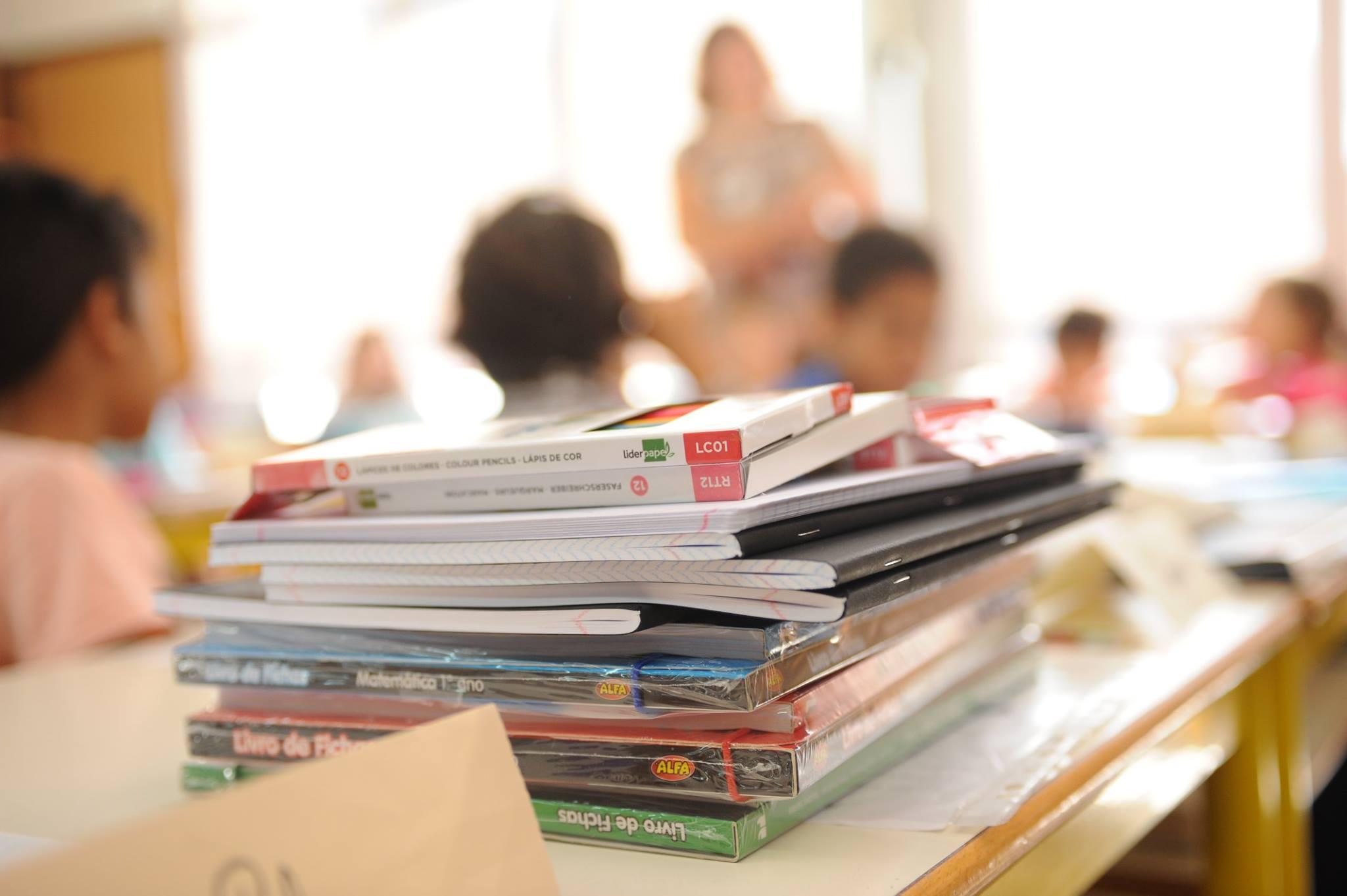 Câmara de Braga reembolsa manuais escolares do ensino privado
