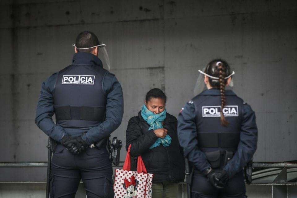 Norte ultrapassa Grande Lisboa em número diário de novos casos de covid-19. Mais dois mortos.