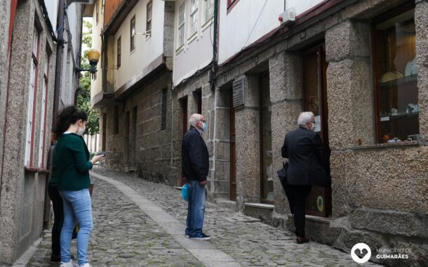 Minho soma 379 novos casos de covid-19. Guimarães é concelho com mais casos por 100 mil habitantes