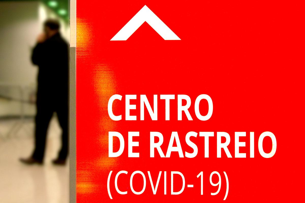 Covid-19. Maus quatro mortes e 406 infectados. Norte com 152 novos doentes