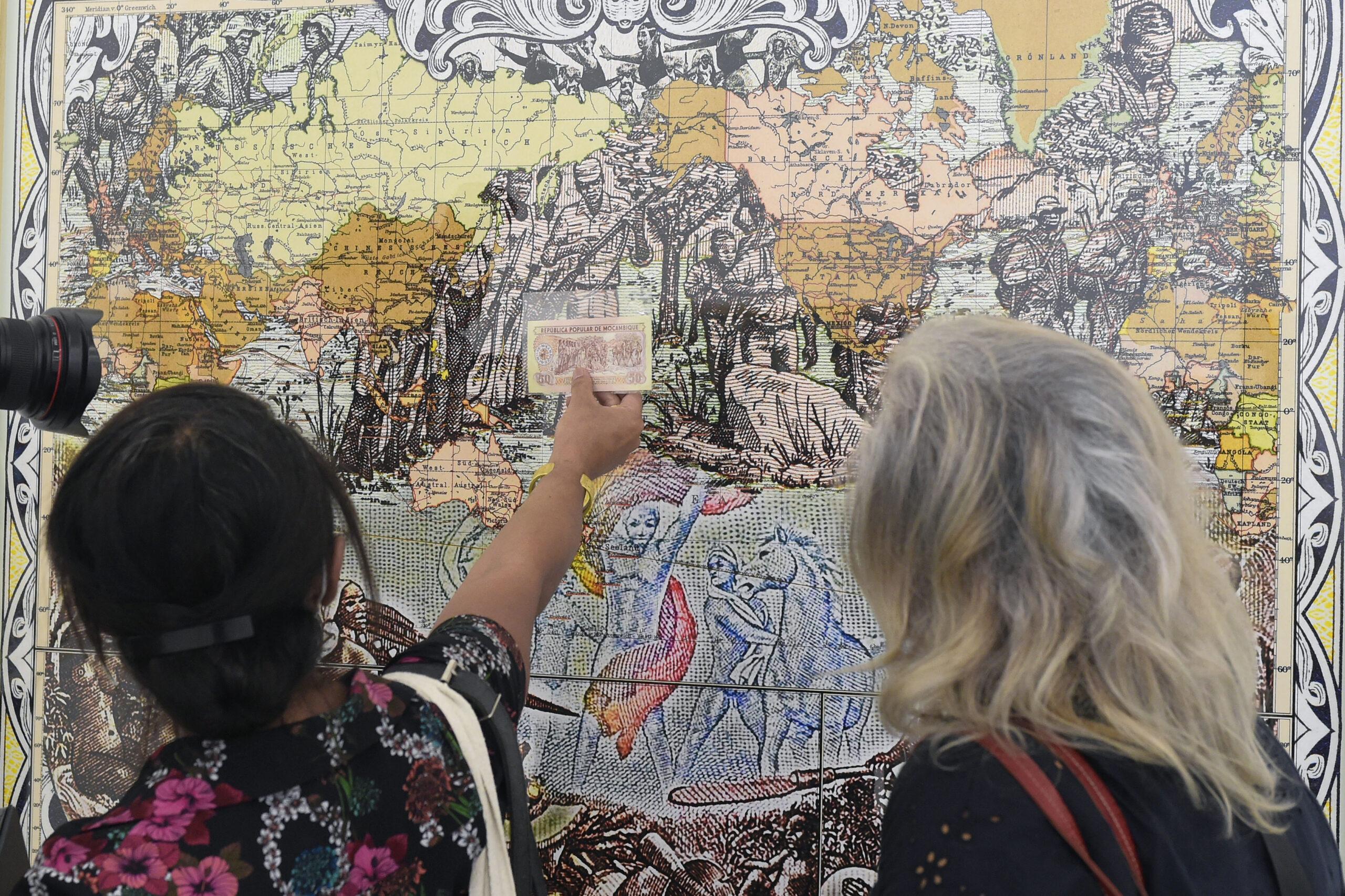 Fórum Arte Braga recebe exposição 'Figures' dos Encontros da Imagem