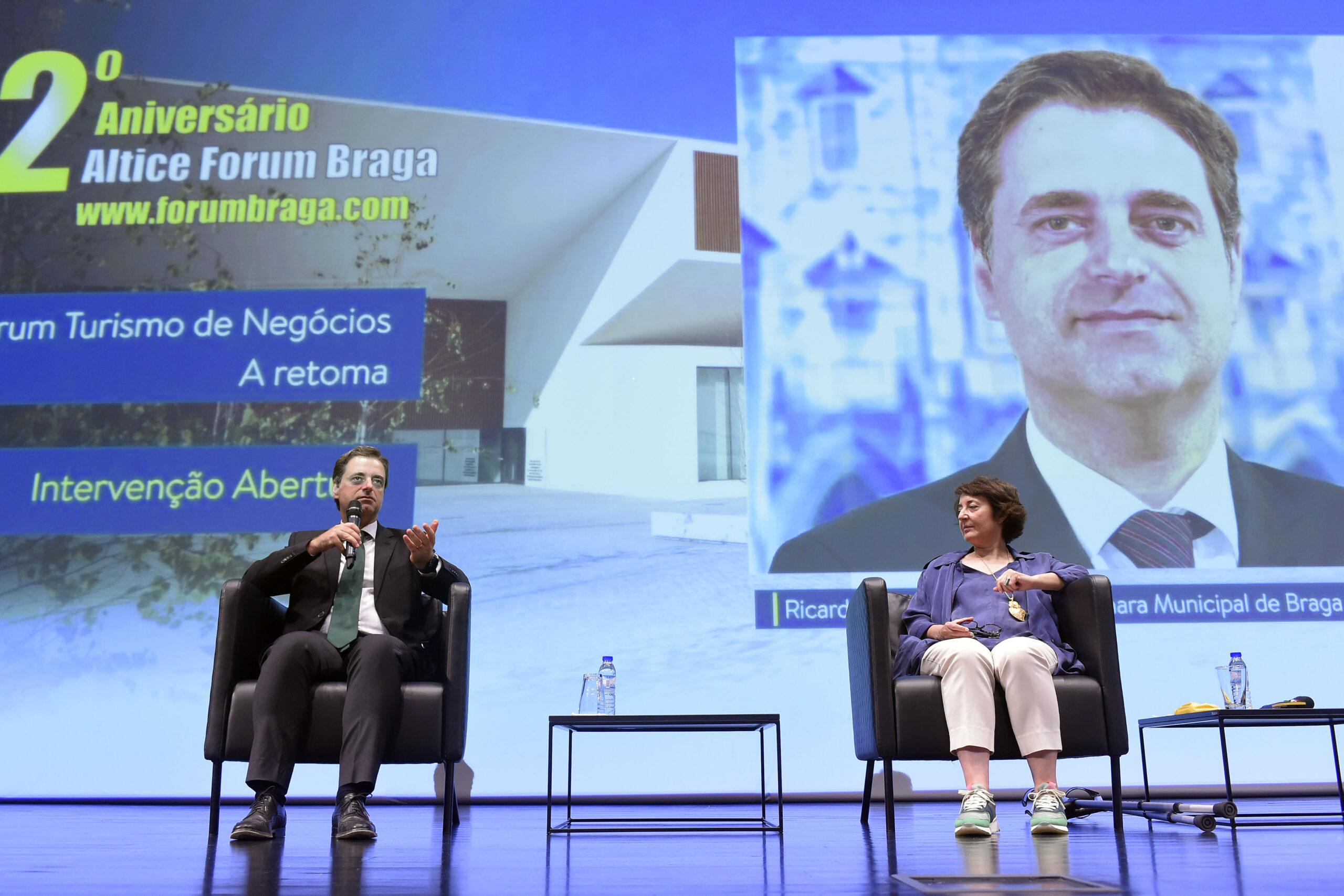 Altice Forum Braga é referencial de inovação e qualidade de padrões internacionais