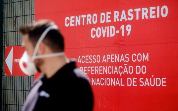 Covid-19 faz mais três mortes e 380 novos doentes. Norte com mais 168 infectados