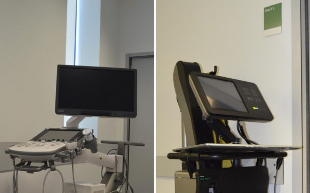 Hospital de Braga com novo equipamento de raio-x portátil e ecógrafo
