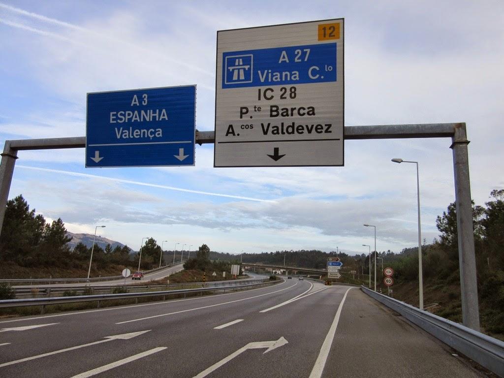 Arcos de Valdevez reivindica redução das portagens na A3