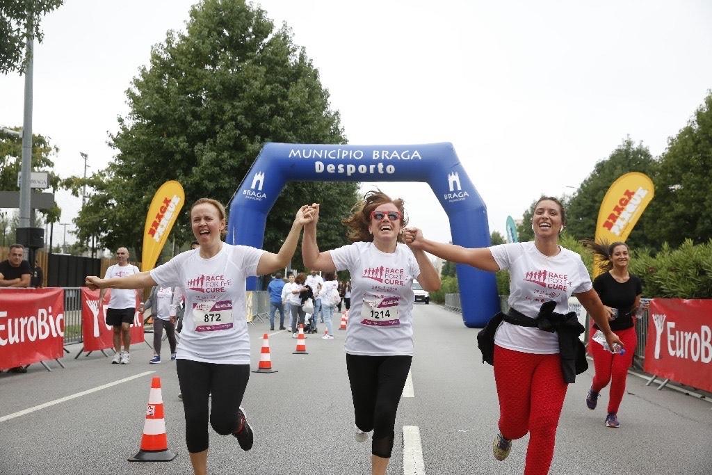 Race For The Cure. Está de volta a Braga a maior corrida solidária do mundo na luta contra o cancro