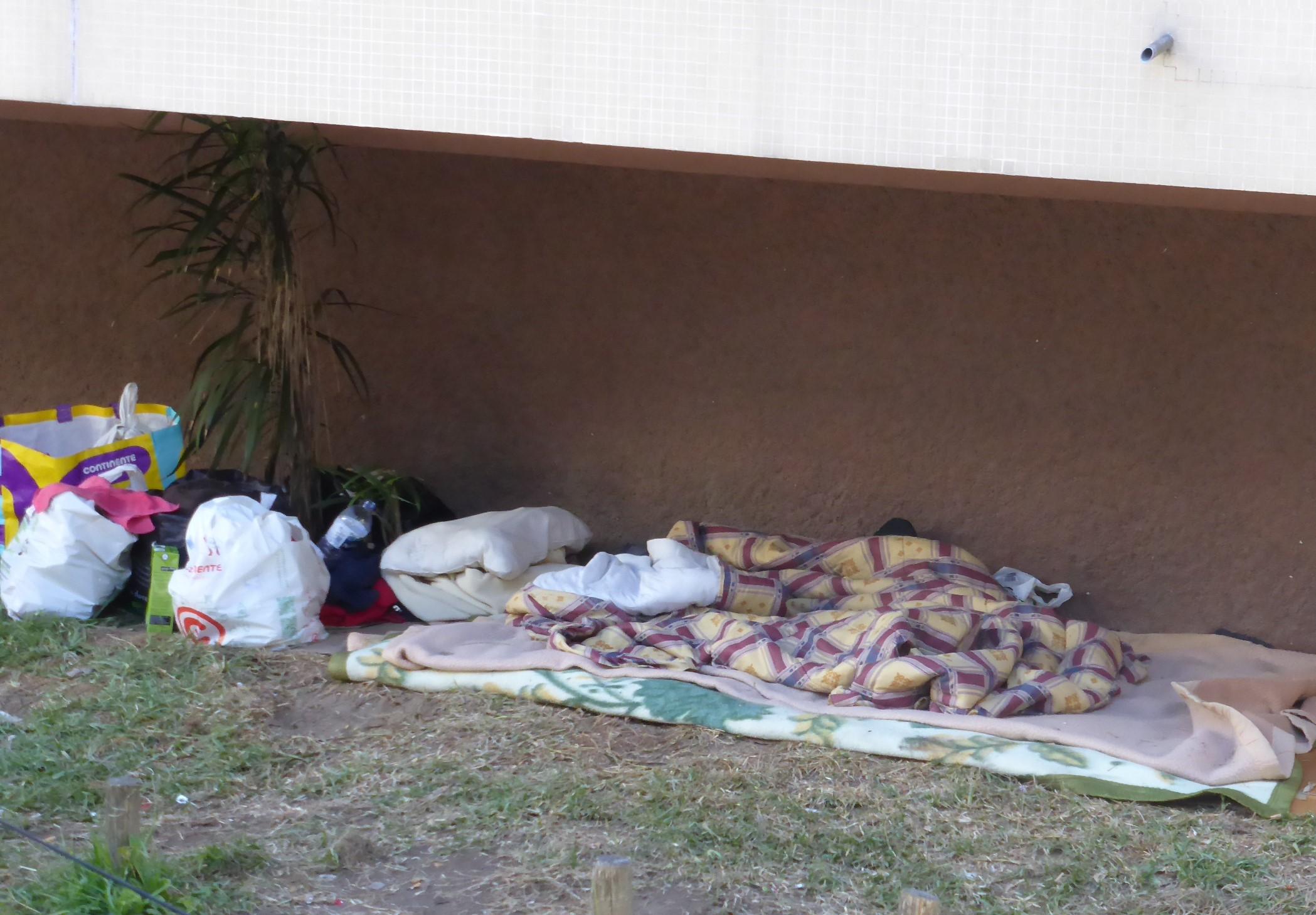 PAN preocupado com aumento de sem-abrigo em Braga