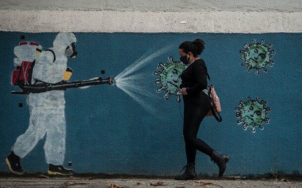 Portugal regista mais três mortos e 585 casos de covid-19