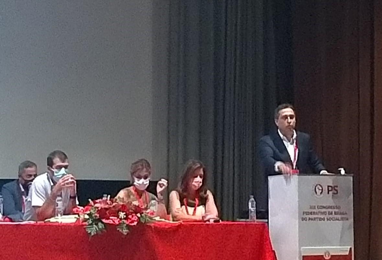 Ricardo Costa conquista 28 lugares na Distrital de Braga do PS