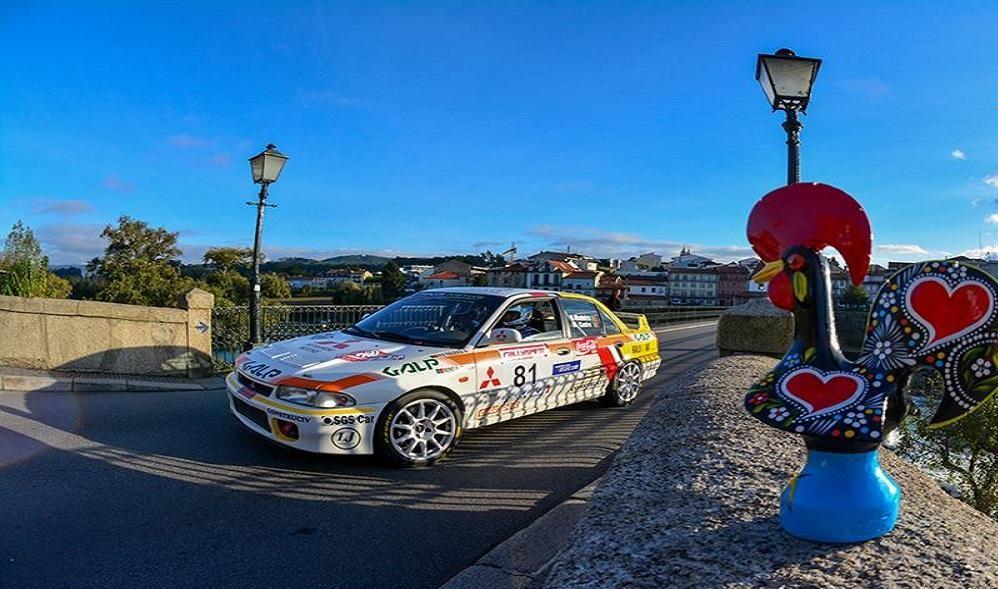 RallySpirit 2020 arranca a 22 de Outubro de Barcelos