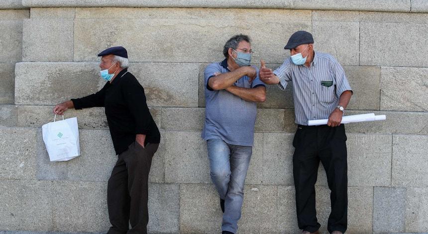 Portugal soma mais 691 casos e três mortes por covid-19. Norte com 267 novas infecções