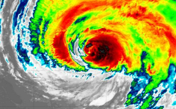 'Ciclogénese explosiva' na Península Ibérica origina ventos com força de furacão e efecta o Norte de Portugal