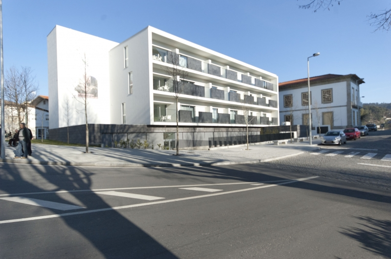 Surto de covid-19 no Centro Social de S. Torcato, em Guimarães. 32 infectados