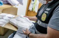 ASAE apreende artigos contrafeitos avaliados em 22 mil euros em Barcelos e Guimarães