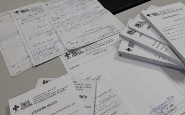 Mulher constituída arguida por falsificar atestados médicos na Póvoa de Lanhoso