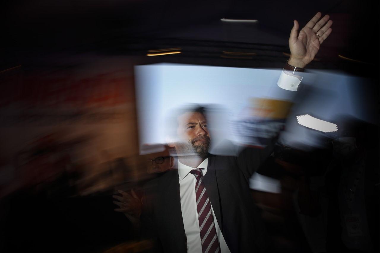 André Ventura quer segundo lugar nas presidenciais e terceiro nas legislativas