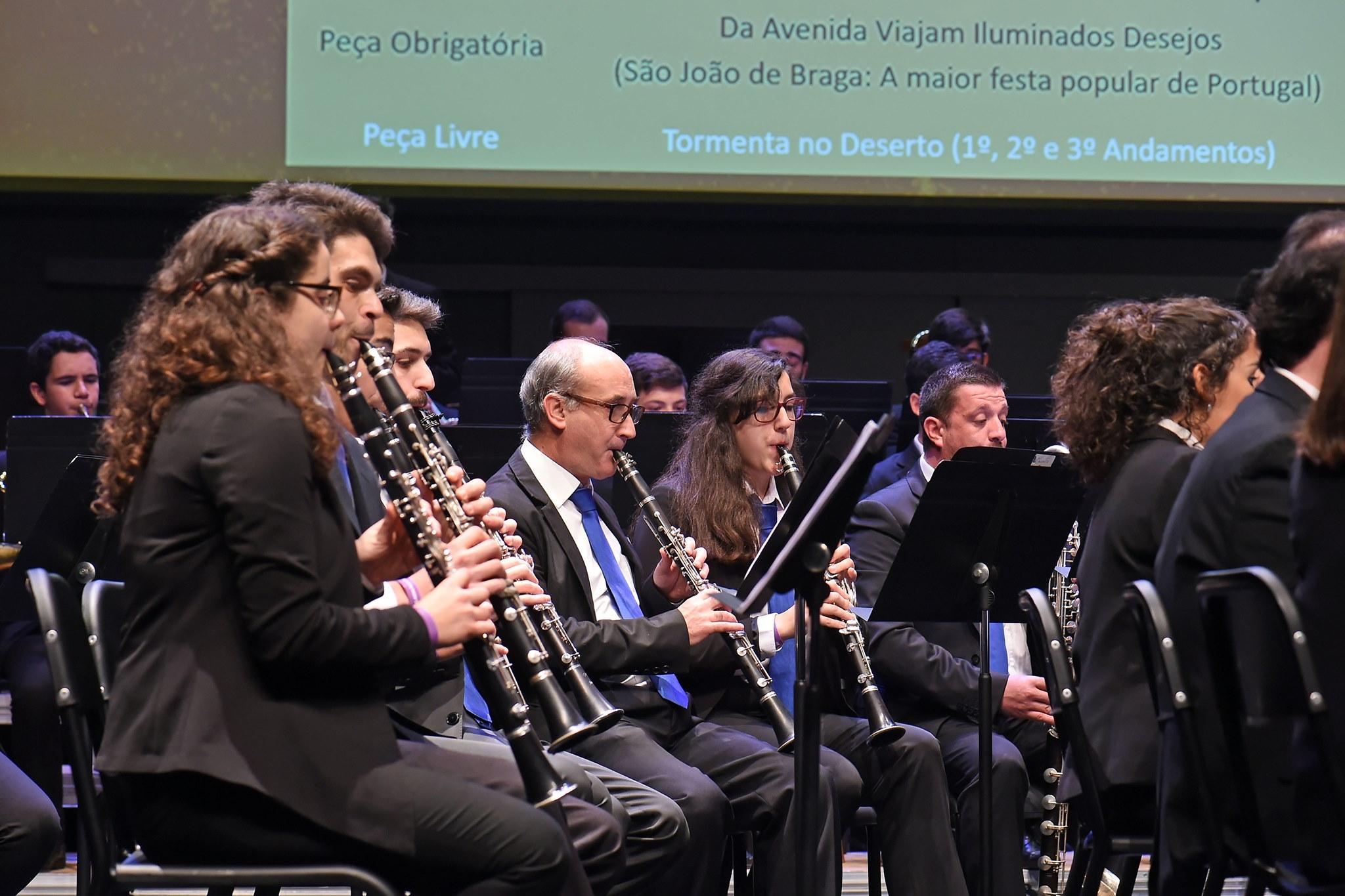 Covid-19 cancela concurso de Bandas Filarmónicas de Braga