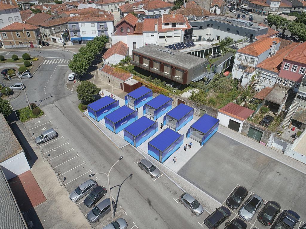 Câmara de Caminha arranca com montagem do mercado provisório esta quinta-feira