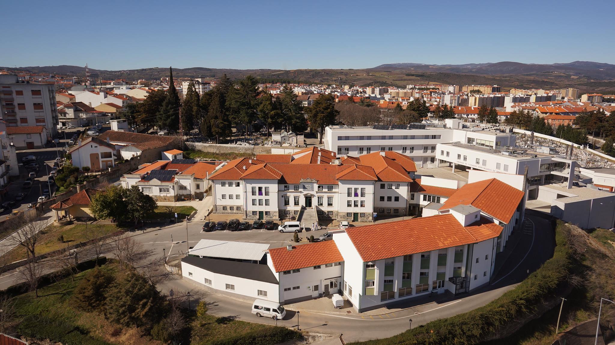 Lar em Bragança com 27 utentes e seis funcionários infectados