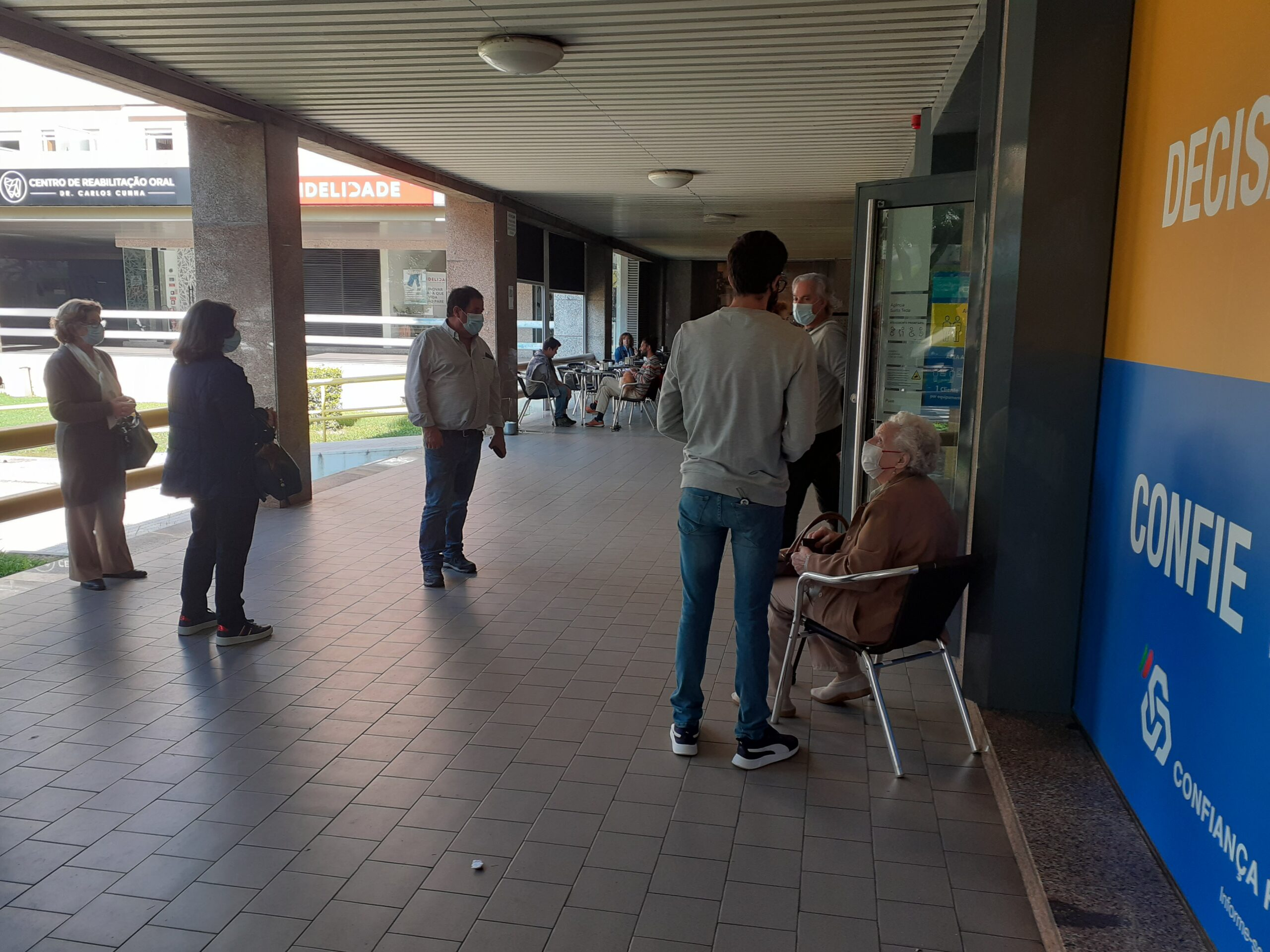 Distrito de Braga ultrapassa os 6.000 e Viana do Castelo os 900 novos casos de covid-19