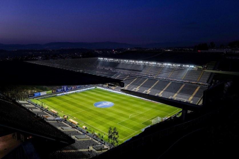 A 24 horas do jogo SC Braga/AEK, Governo desce de 4.500 para 2.200 de número de adeptos