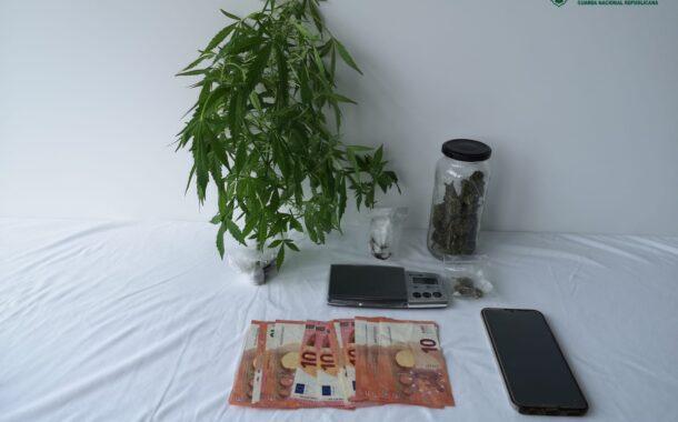 Suspeito de tráfico de droga constituído em Fafe