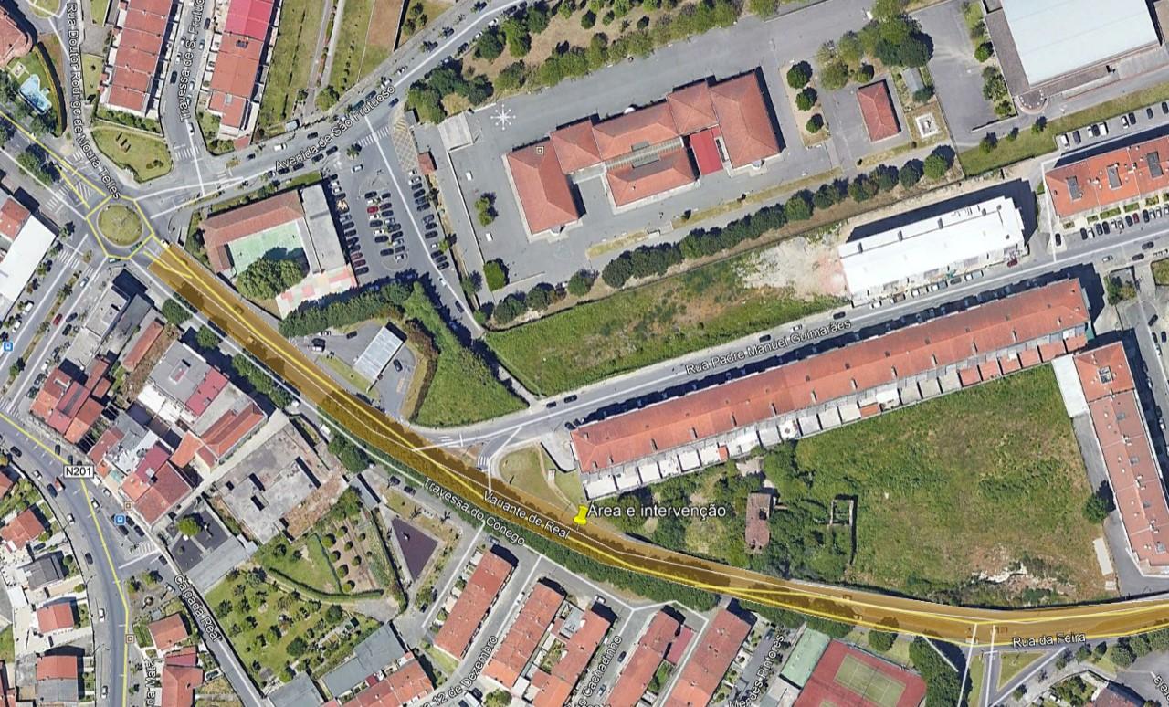 Requalificação da Variante de Real condiciona trânsito em Braga a partir desta quarta-feira