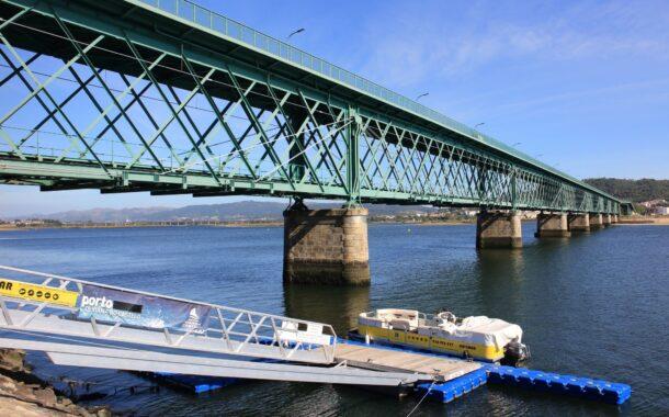 Ponte Eiffel de Viana do Castelo proposta para monumento nacional