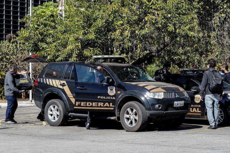Operação Desvid-19. Polícia encontra dinheiro escondido entre as nádegas de um senador no Brasil
