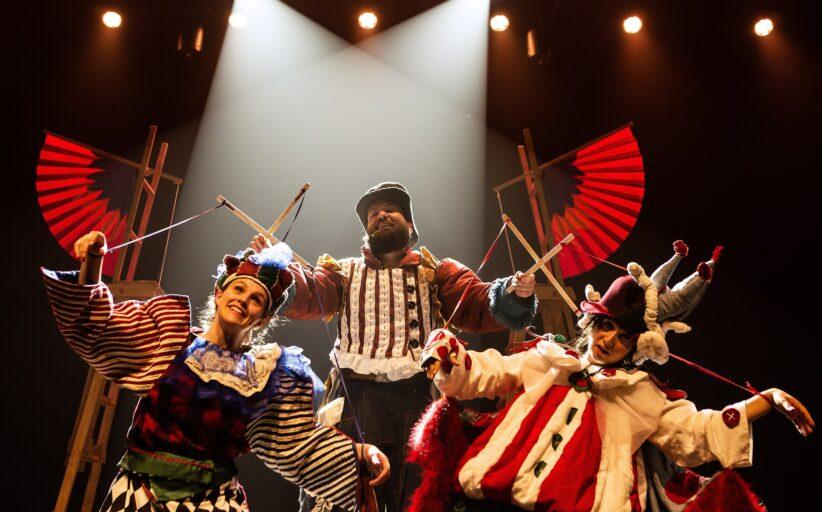 Braga. Theatro Circo recebe em estreia absoluta 'Pinóquio', de Goldonni (16/17 OUT)