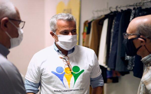 CITEVE doa roupas a associação de Famalicão