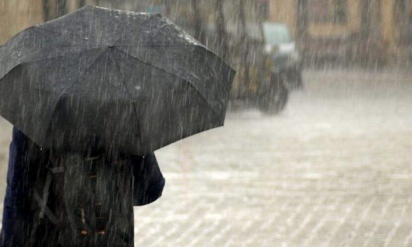 'Alex' coloca Braga e Viana sob aviso amarelo devido a chuva, vento forte e agitação marítima