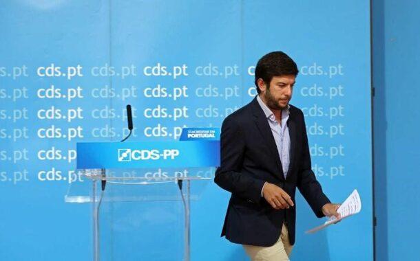 CDS-PP anuncia voto contra Orçamento do Estado