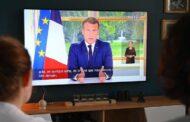 Macron anuncia recolher obrigatório em várias cidades francesas