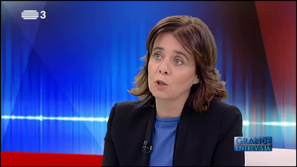 """""""Bloco não poderá viabilizar um Orçamento em que não há negociação"""", avisa Catarina Martins"""