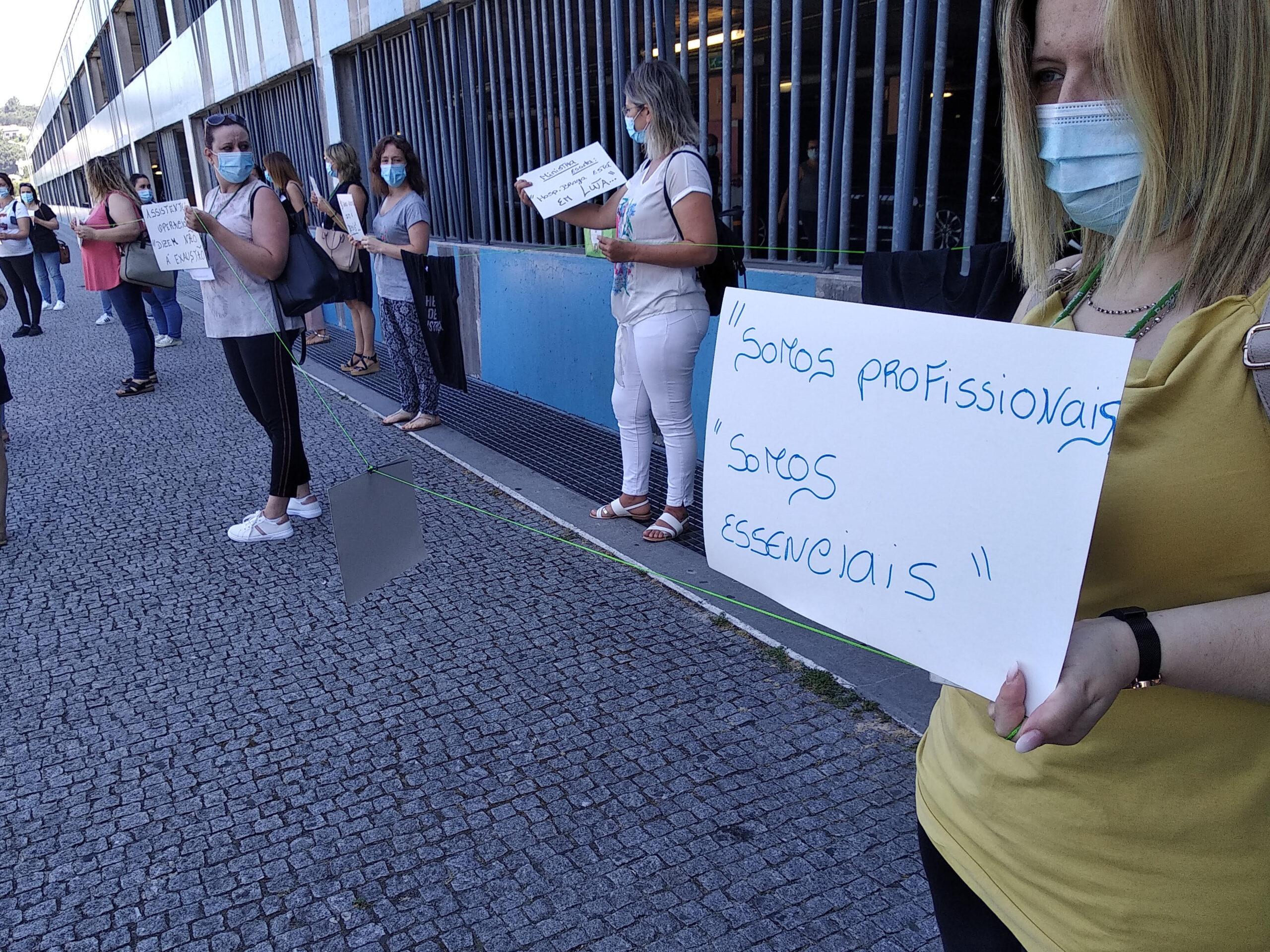 PCP saúda vitória dos trabalhadores do Hospital de Braga na luta pela reposição da igualdade salarial